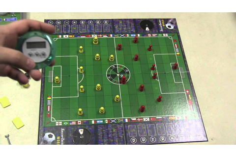 Soccer Tactics World Review - with Tom Vasel - YouTube