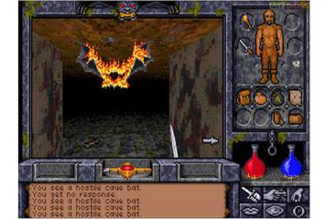 Ultima Underworld II: Labyrinth of Worlds - PC ...