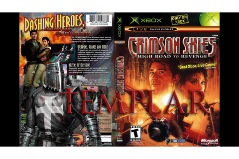 Crimson Skies: High Road to Revenge Xbox GamePlay ...