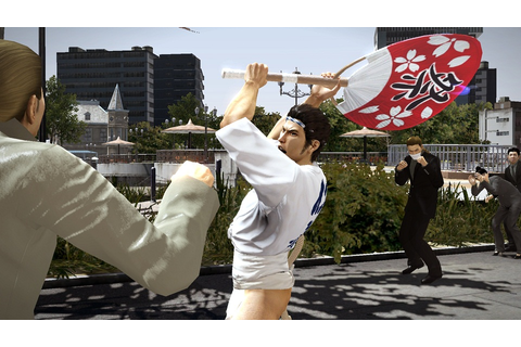 Review: Yakuza 5 (Sony PlayStation 3) - Digitally Downloaded