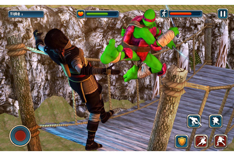Ultimate Ninja Warrior Turtle Sword Fight Game for Android ...