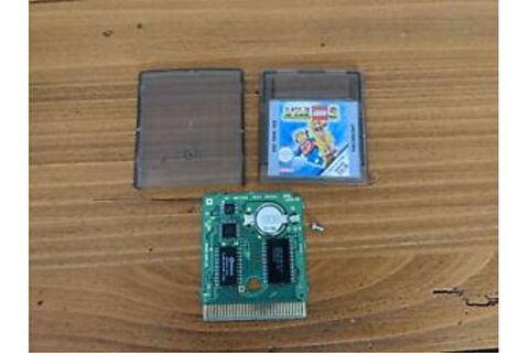 Nintendo Game Boy Color L'ILE LEGO 2 La Revanche de ...