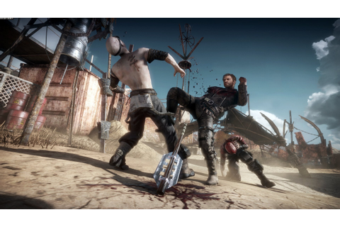 Mad Max - Rating and User Reviews | GAMERS DECIDE