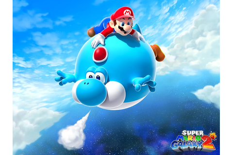 Game of the Year Nominee: Super Mario Galaxy 2 - Blast