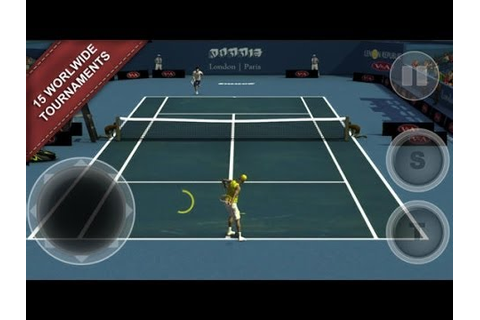 Best High Quality Graphic Tennis Game for Android & iOS ...