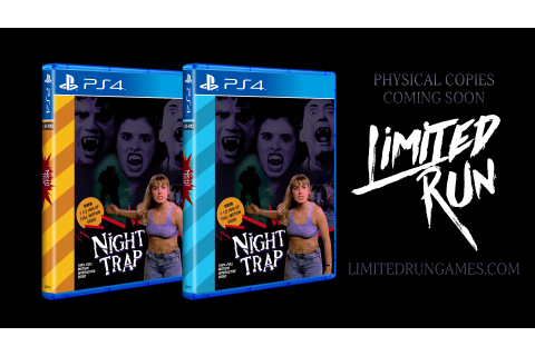 Night Trap, that bad FMV game from the 90s, is getting re ...