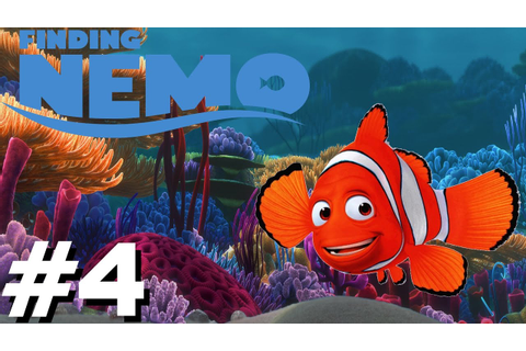 Le monde de Nemo Playthrough Xbox Gamecube Ps2 2003 Part 4 ...