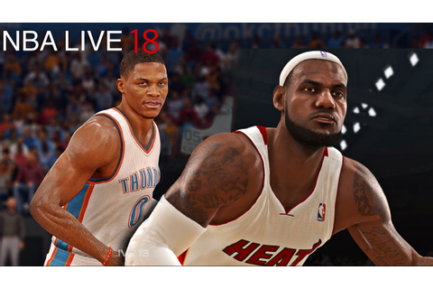 NBA LIVE 18 What's Going On With EA SPORTS | Thunder Vs ...