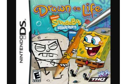 Spongebob Drawn to Life Ripped Soundtrack - Doodlebob ...