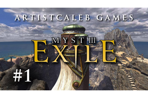 Myst III: Exile gameplay 1 - YouTube