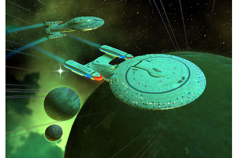 Star Trek: Conquest PS2, Wii review - DarkZero
