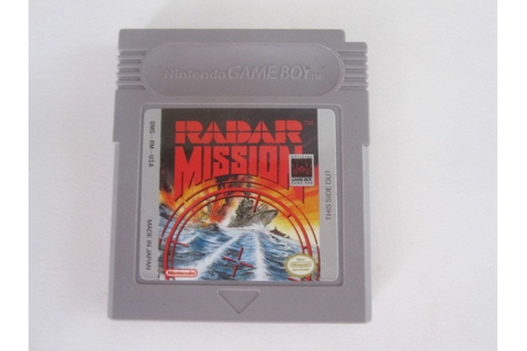 Radar Mission En Game Reaktor - $ 100.00 en Mercado Libre