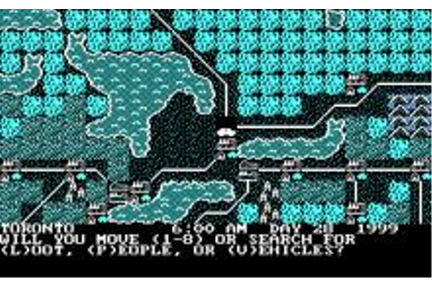 Roadwar 2000 Download (1987 Strategy Game)