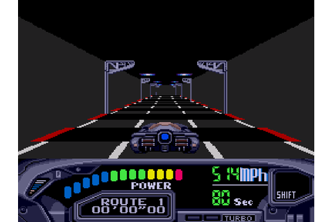OutRun 2019 (Europe) ROM