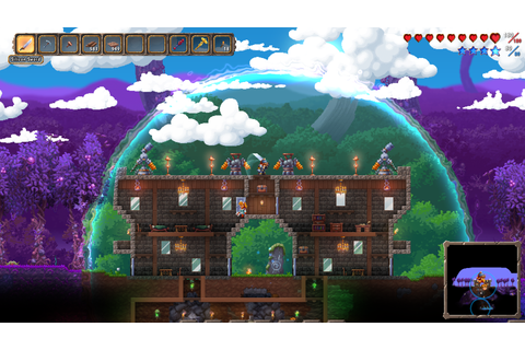 Terraria: Otherworld is still happening, but it's been ...