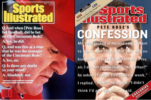 Banned from Baseball | SI.com