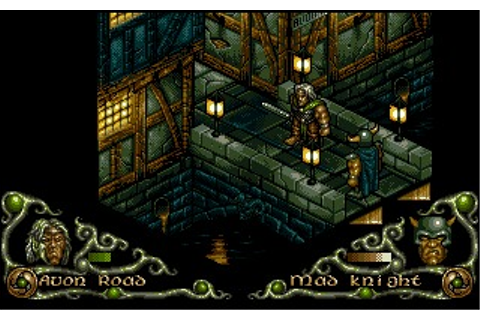 Darkmere: The Nightmare's Begun (Amiga) Game Download