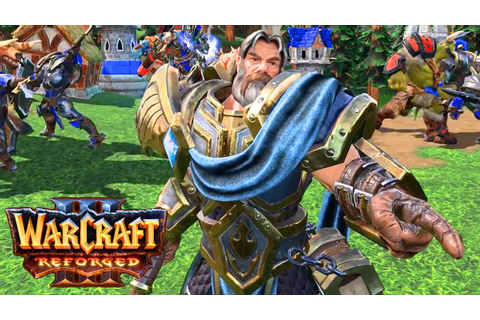 Warcraft III: Reforged - Gameplay Trailer | Blizzcon 2018 ...