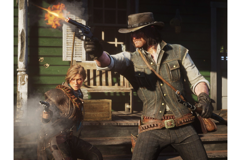'Red Dead Redemption 2' Early Impressions: A Game Too Big ...