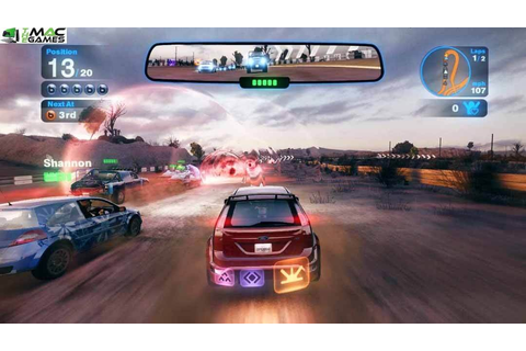 Blur MacOSX Game Free Download