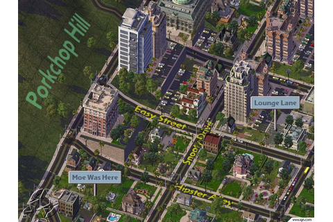 Sim City 4: Rush Hour Screenshots, Pictures, Wallpapers ...
