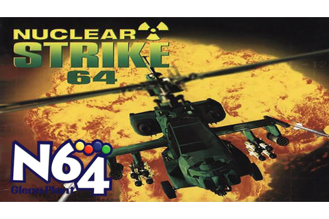 Nuclear Strike 64 - Nintendo 64 Review - HD - YouTube