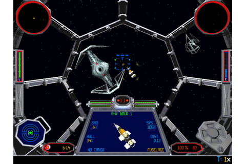 Classic Star Wars games X-Wing and Tie Fighter blast into ...
