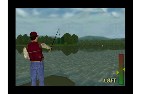 Bass Hunter 64 Game Download | GameFabrique