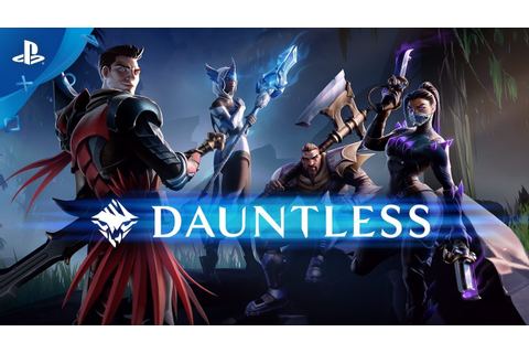Dauntless - Console Launch Trailer | PS4 - YouTube