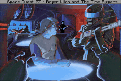 Space Quest IV: Roger Wilco and the Time Rippers - My ...