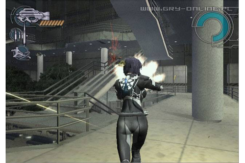 Ghost in the Shell: Stand Alone Complex PS2 Gry Screen 3/36, Cavia ...
