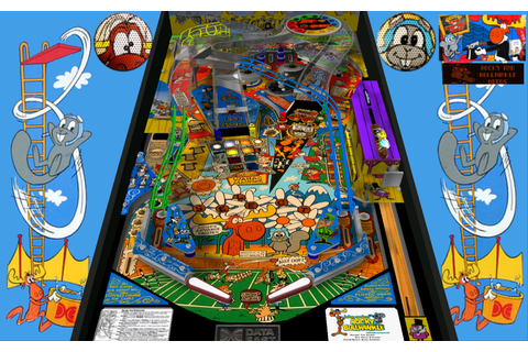Adventures of Rocky and Bullwinkle and Friends (Pinball) ~ Juegos ...