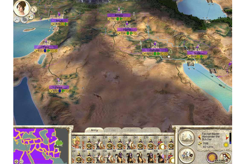 Rome: Total War - Alexander (2006 video game)