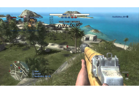 Battlefield 1943 In-Game Rivarly - YouTube