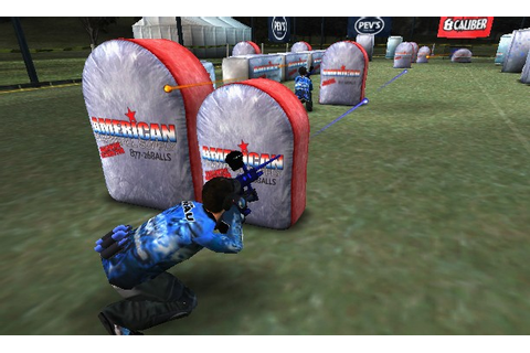 Greg Hastings' Tournament Paintball MAX'D Screenshots ...