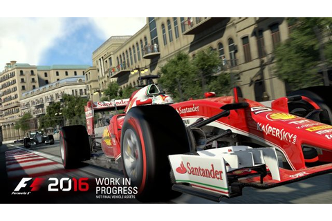 Coming soon - the official F1™ 2016 game