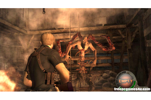 Resident Evil 4 Full Version PC Game Free Download ...