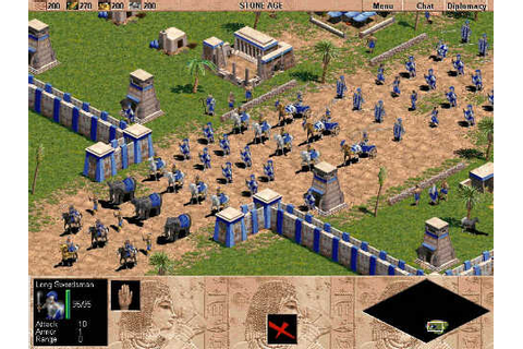 Age of Empires II Expansion The Conquerors Compressed ...