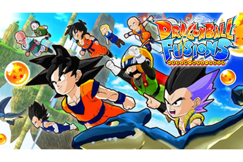 NEW DRAGON BALL Z GAME 2016! Dragon Ball Fusions Trailer ...