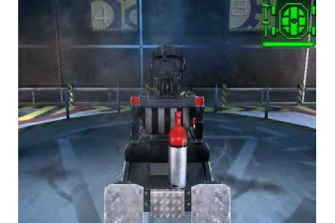Robot Wars Extreme Destruction Arcade Mode Sumo - YouTube