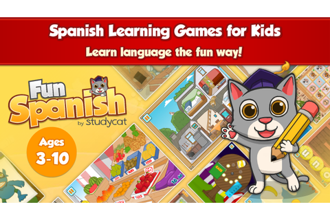 Amazon.com: Fun Spanish: Language Learning Games for Kids ...