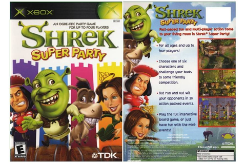 Shrek: Super Party full game free pc, download, play ...