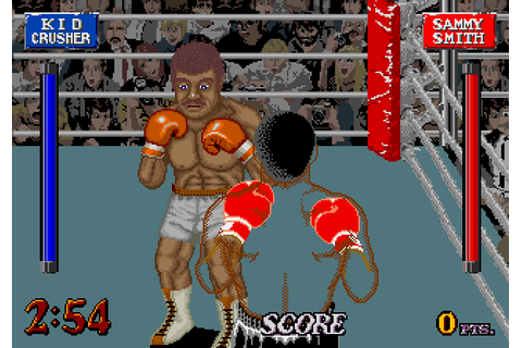 Heavyweight Champ (1987) Arcade game