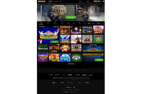 75 Free Spins Bonus At Gowild Casino 3