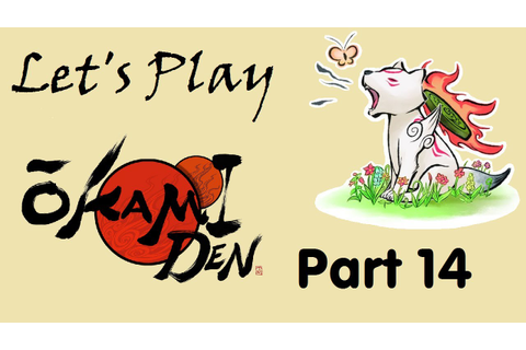 Let's Play Okamiden Part 14: Nanami - YouTube