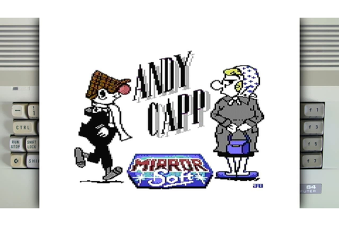 Andy Capp on the Commodore 64 - YouTube