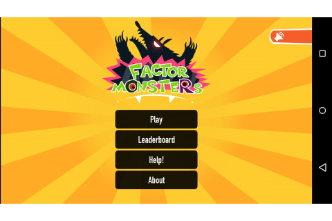 Factor Monsters review: a fast-paced factoring game
