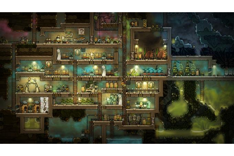 Oxygen Not Included Free Download - Free Download PC Games