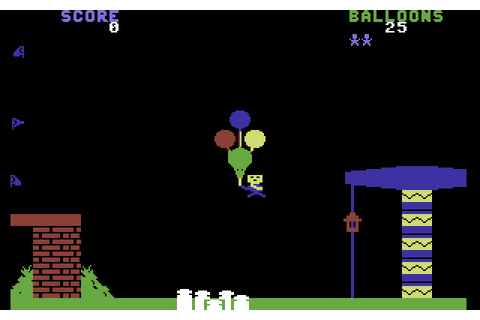 Gust Buster (1984) by Sunrise C64 game
