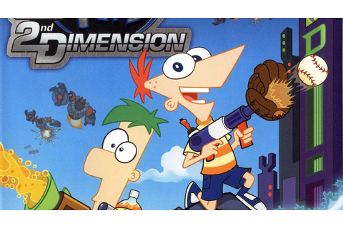 Classic Game Room - PHINEAS AND FERB ACROSS THE 2ND ...